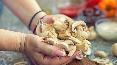 Pilze richtig lagern und zubereiten