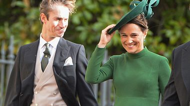 Pippa Middleton ist Mutter geworden