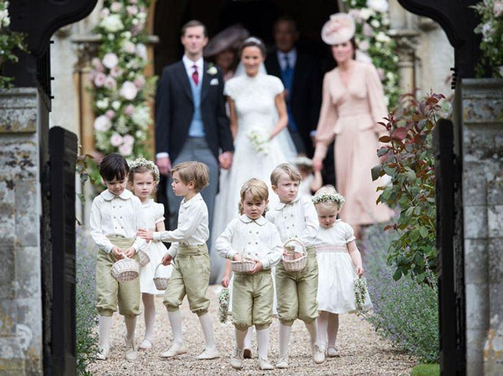Pippa Middleton ist jetzt frisch vermählt.