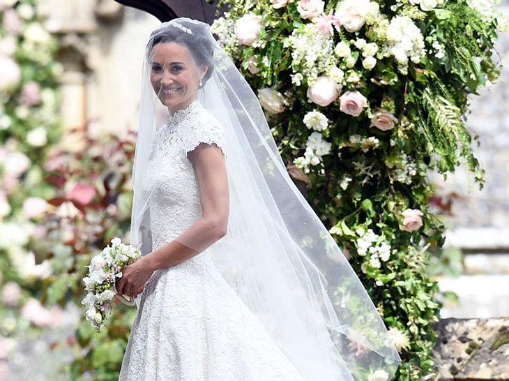 Pippa Middleton: Die schönsten Fotos ihrer Hochzeit
