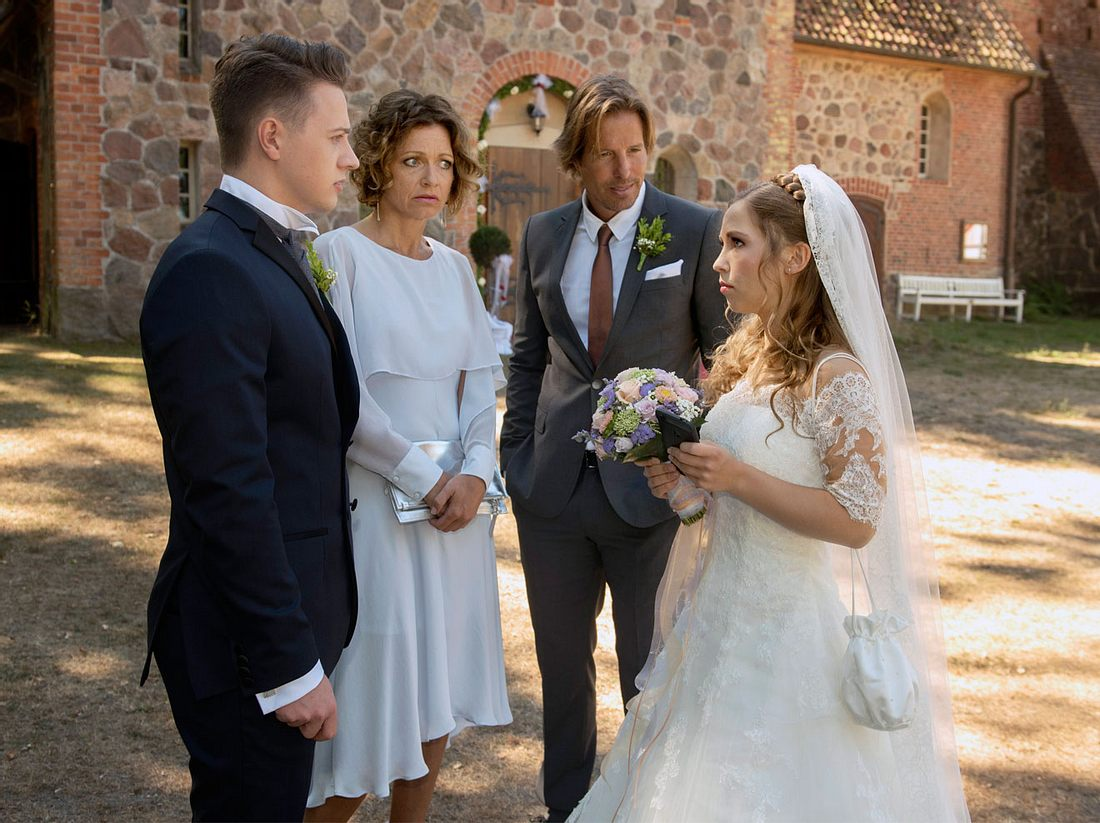 Platzt die Hochzeit von Moritz und Eteri?