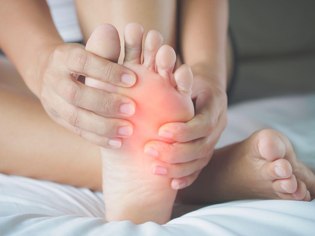 Polyneuropathie Symptome