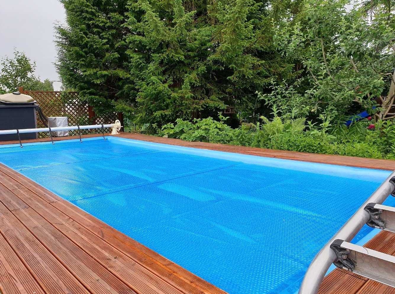 Poolplane für Swimmingpool