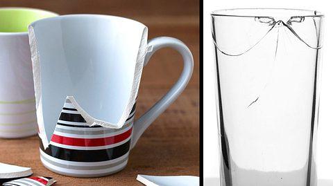 Wie sollte ich Porzellan und Glas entsorgen? - Foto: Niran_pr / AxPitel / iStock