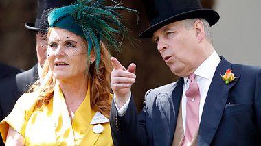 Prinz Andrew und Fergie: Geschieden, aber nicht getrennt