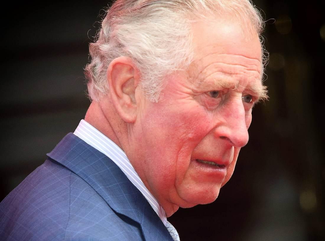 Prinz Charles hat sich mit dem Coronavirus infiziert.