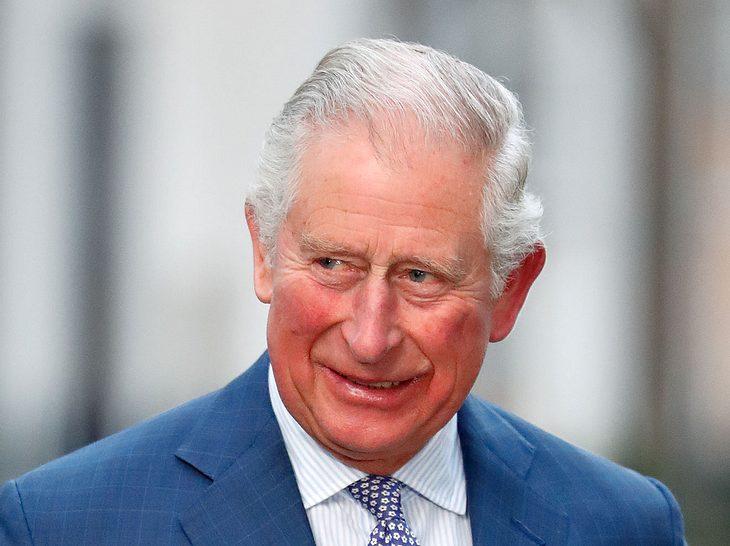 Prinz Charles ist ganz vernarrt in seinen Enkel Louis.