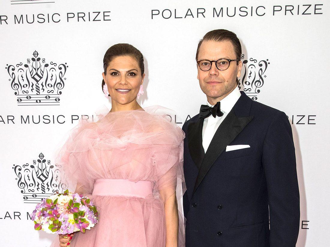 Prinz Daniel und Kronprinzessin Victoria sind seit 2010 verheiratet.