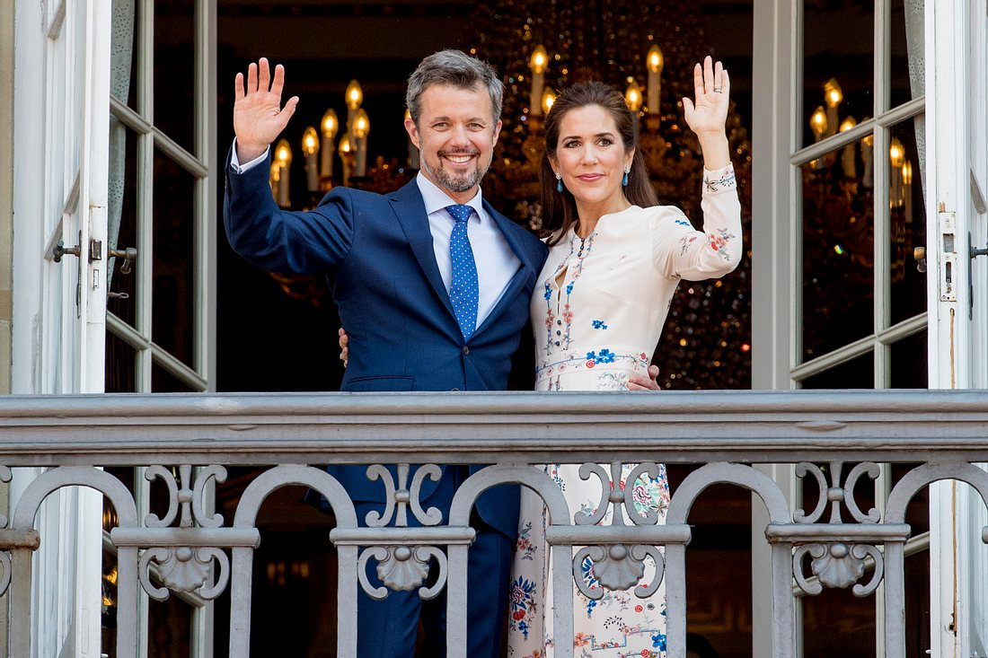 Prinz Frederik und Prinzessin Mary von Dänemark