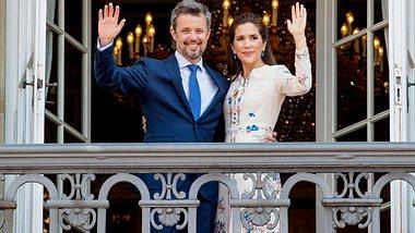 Prinz Frederik und Prinzessin Mary von Dänemark - Foto: Patrick van Katwijk / Kontributor / Getty Images