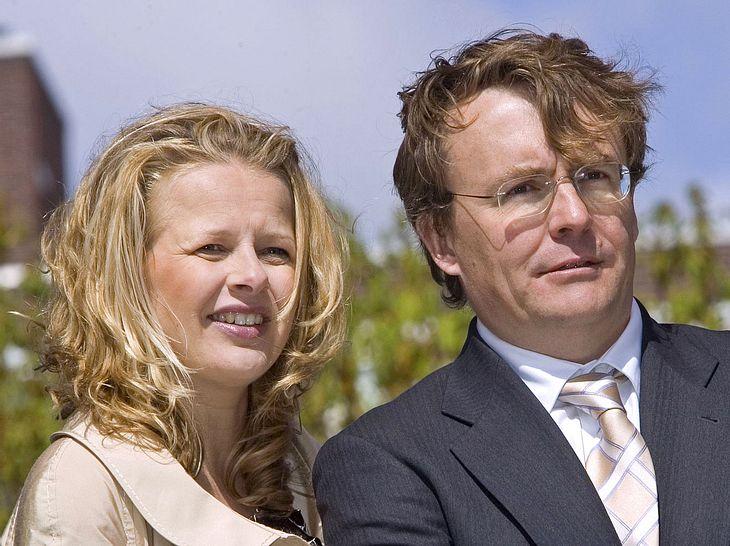 Prinz Friso und Prinzessin Mabel im Jahr 2006.