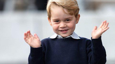 Prinz George als Kuppler