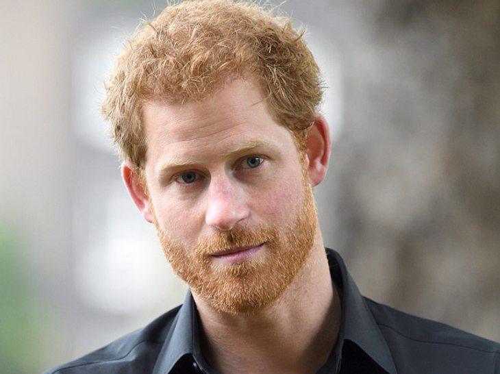 """Prinz Harry: """"Niemand von uns möchte auf den Thron"""""""