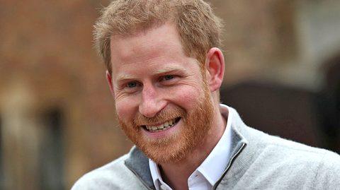 Prinz Harry äußerte sich erfreut zur Geburt seines Kindes mit Herzogin Meghan. - Foto: Steve Parsons - WPA Pool/Getty Images