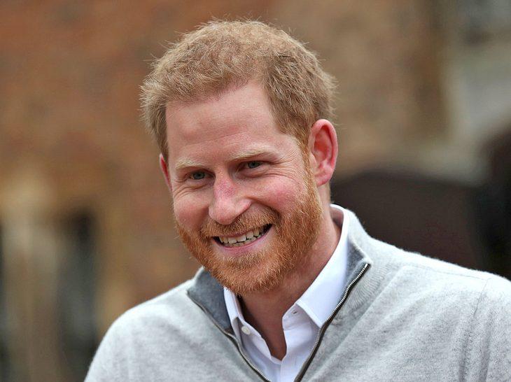Prinz Harry äußerte sich erfreut zur Geburt seines Kindes mit Herzogin Meghan.