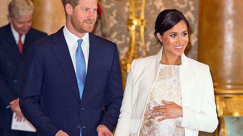 Prinz Harry und Herzogin Meghan werden bald zum ersten Mal Eltern. - Foto: Dominic Lipinski - WPA Pool/Getty Images