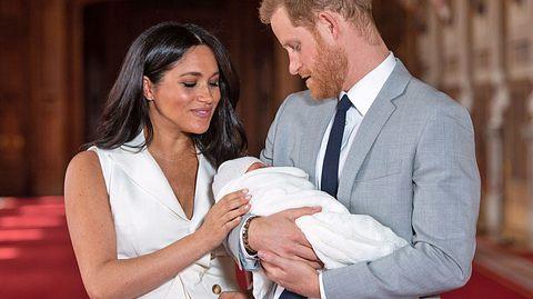 Der Name ihres Babys wurde verkündet