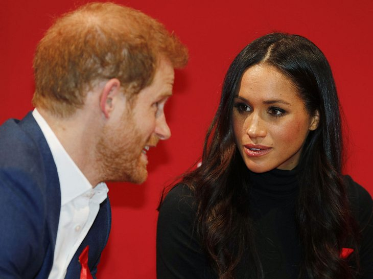 Prinz Harry: Welche Gäste kommen zur Hochzeit?