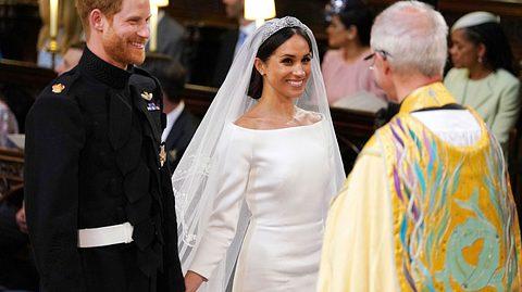 Die Trauung von Prinz Harry und Meghan Markle. - Foto: Dominic Lipinski / WPA Pool / Getty Images