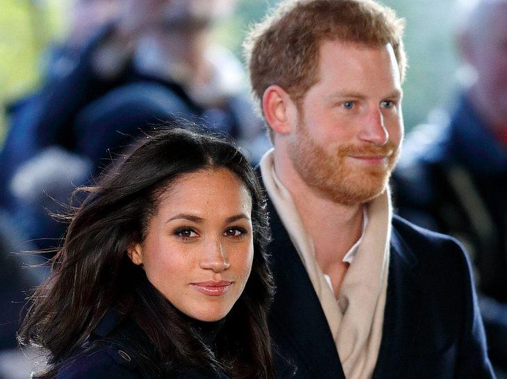 Prinz Harry & Meghan Markle: So können Sie das  Brautpaar nach der Hochzeit live erleben