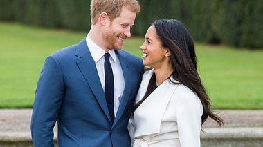 Verlobungsfotos von Harry und Meghan