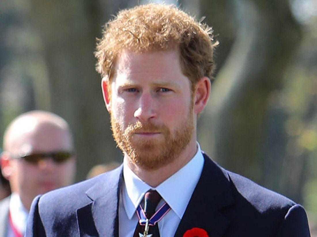 Der britische Royal Prinz Harry sprach nun ganz offen über mentale Probleme nach dem Verlust seiner Mutter.