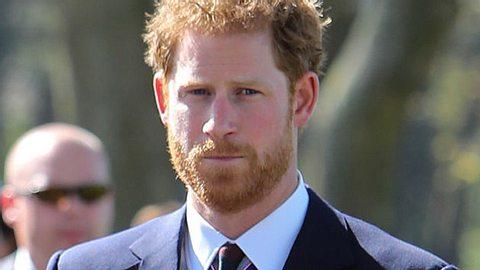 Der britische Royal Prinz Harry sprach nun ganz offen über mentale Probleme nach dem Verlust seiner Mutter. - Foto: Pool/Samir Hussein/WireImage via GettyImages