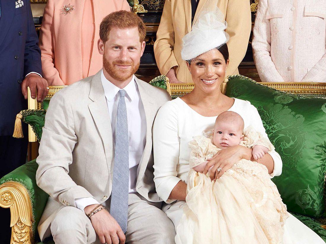 Prinz Harry feiert seinen 35. Geburtstag.