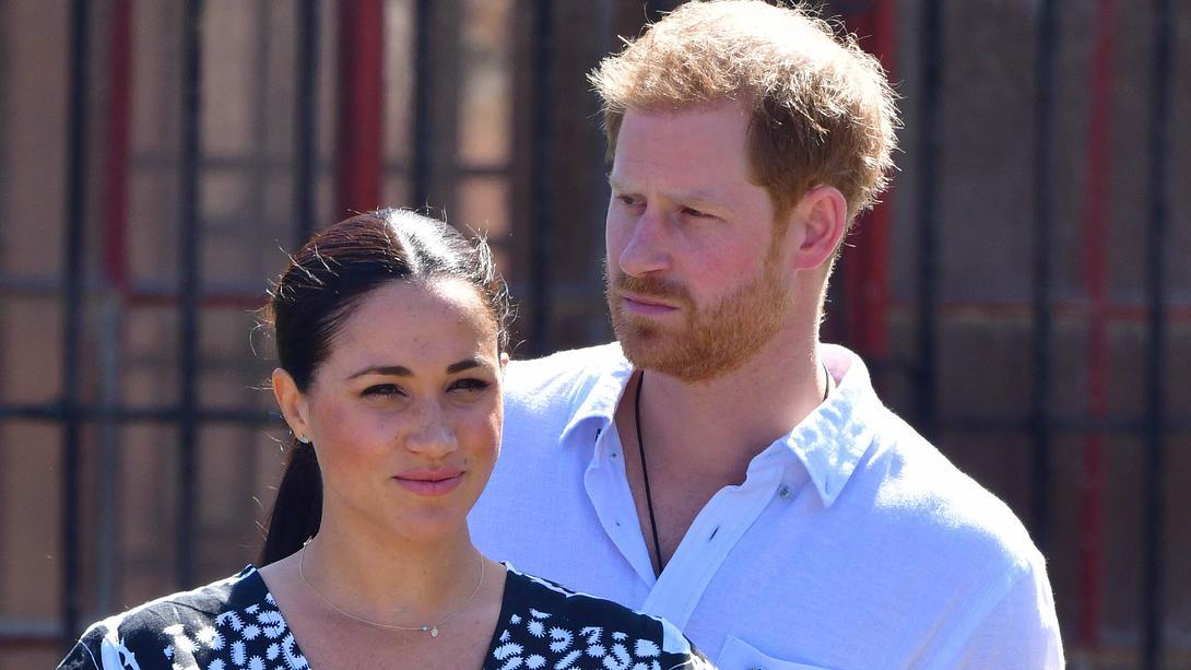 Prinz Harry und Herzogin Meghan: Sie erlitt eine Fehlgeburt!