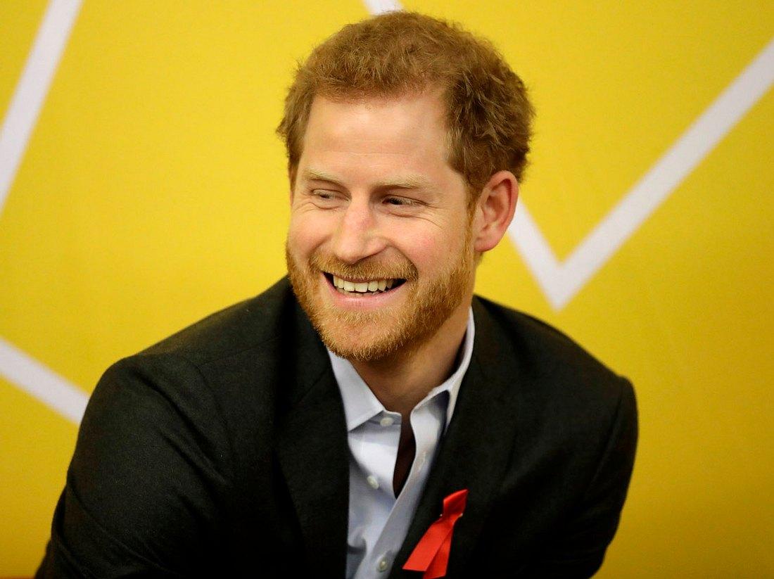 Prinz Harry ist nun offiziell verlobt.