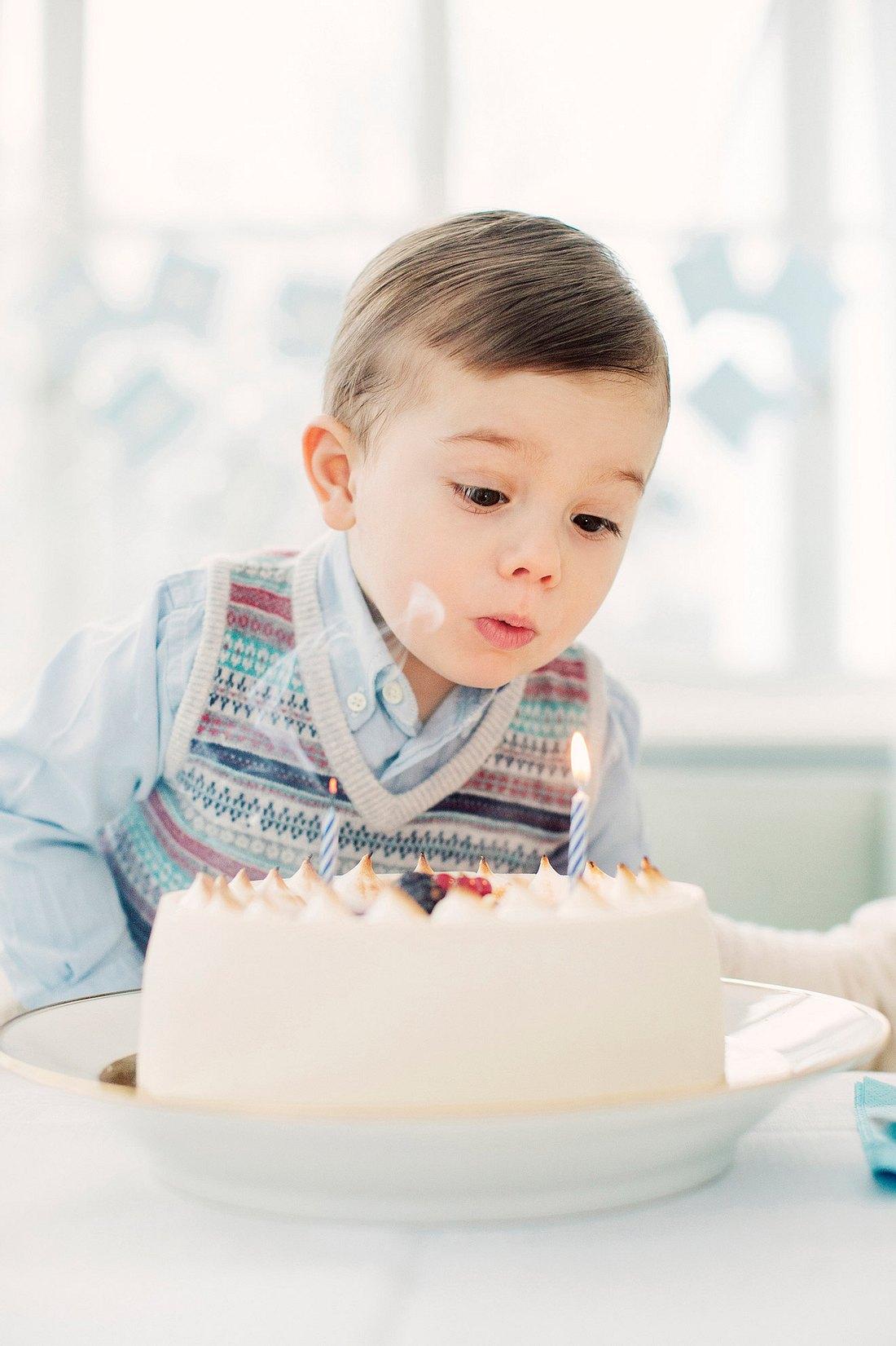 Victoria von Schweden: Prinz Oscar feiert zweiten Geburtstag