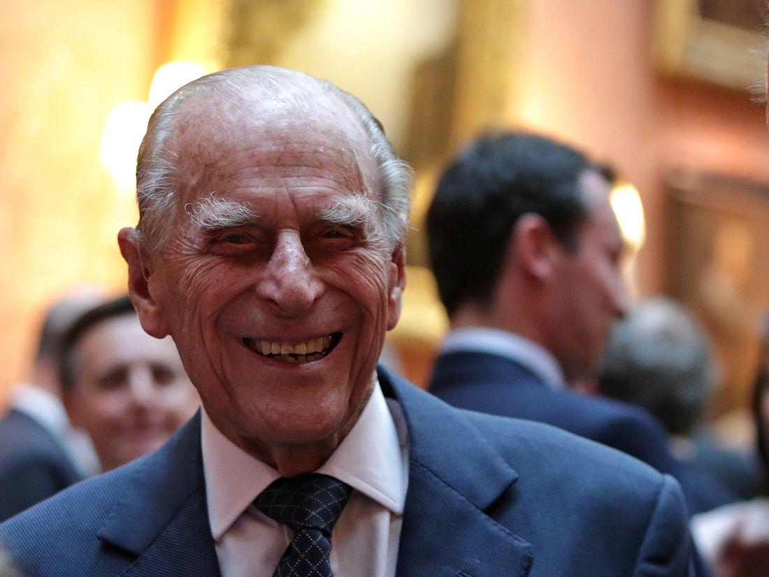 Prinz Philip war eine Frohnatur und hatte immer einen Spruch auf den Lippen.