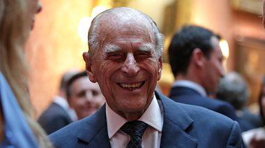Prinz Philip war eine Frohnatur und hatte immer einen Spruch auf den Lippen. - Foto: YUI MOK/ GettyImages