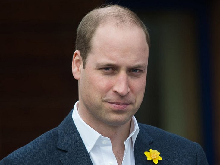 Royal Prinz William spricht über den Verlust seiner Mutter Diana.