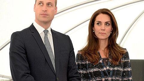 William & Kate: Emotionaler Besuch in Frankreich.  - Foto: Jim Clarke - WPA Pool/Getty Images