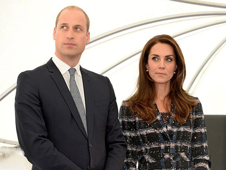 William & Kate: Emotionaler Besuch in Frankreich.
