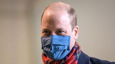 Prinz William engagiert sich sozial. - Foto: WATTIE CHEUNG/Getty Images