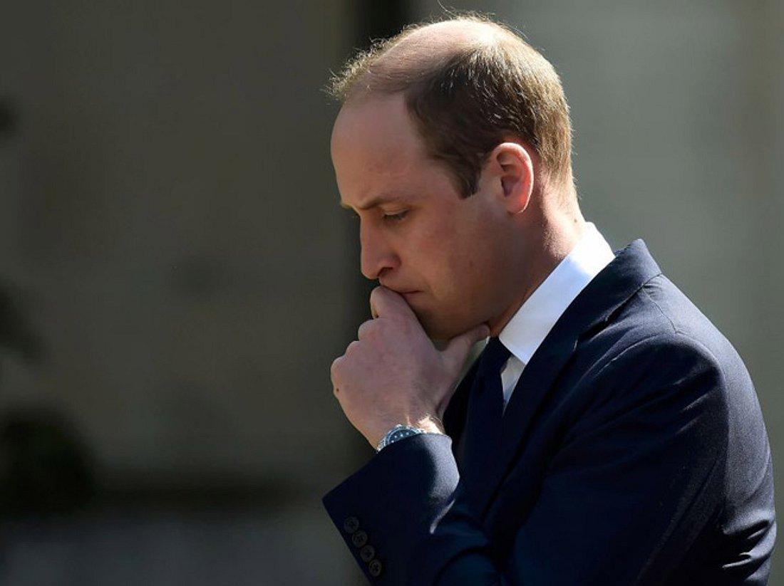 Prinz William sprach über den Schock, den er nach dem Tod seiner Mutter bekam.