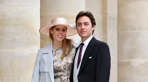 Prinzessin Beatrice: Heimliche Hochzeit in Windsor