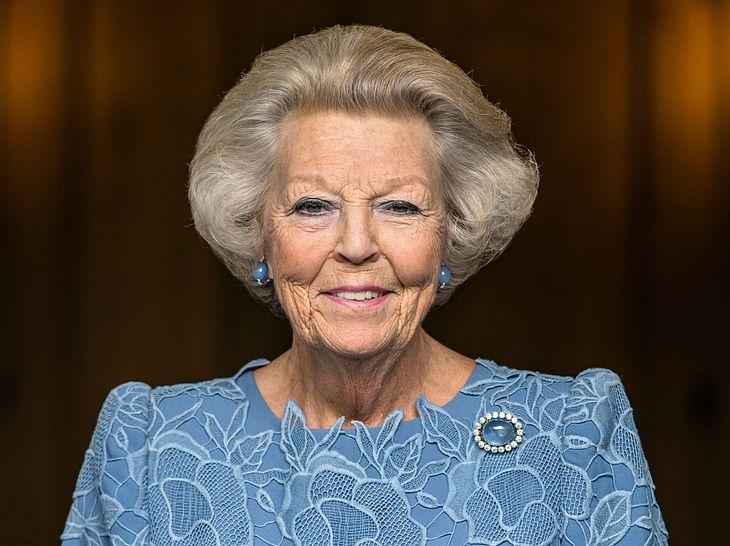 Prinzessin Beatrix der Niederlande, ehemalige Königin.