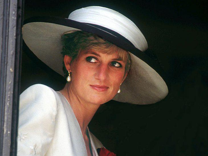 Prinzessin Diana starb am 31. August 1997 in Paris.