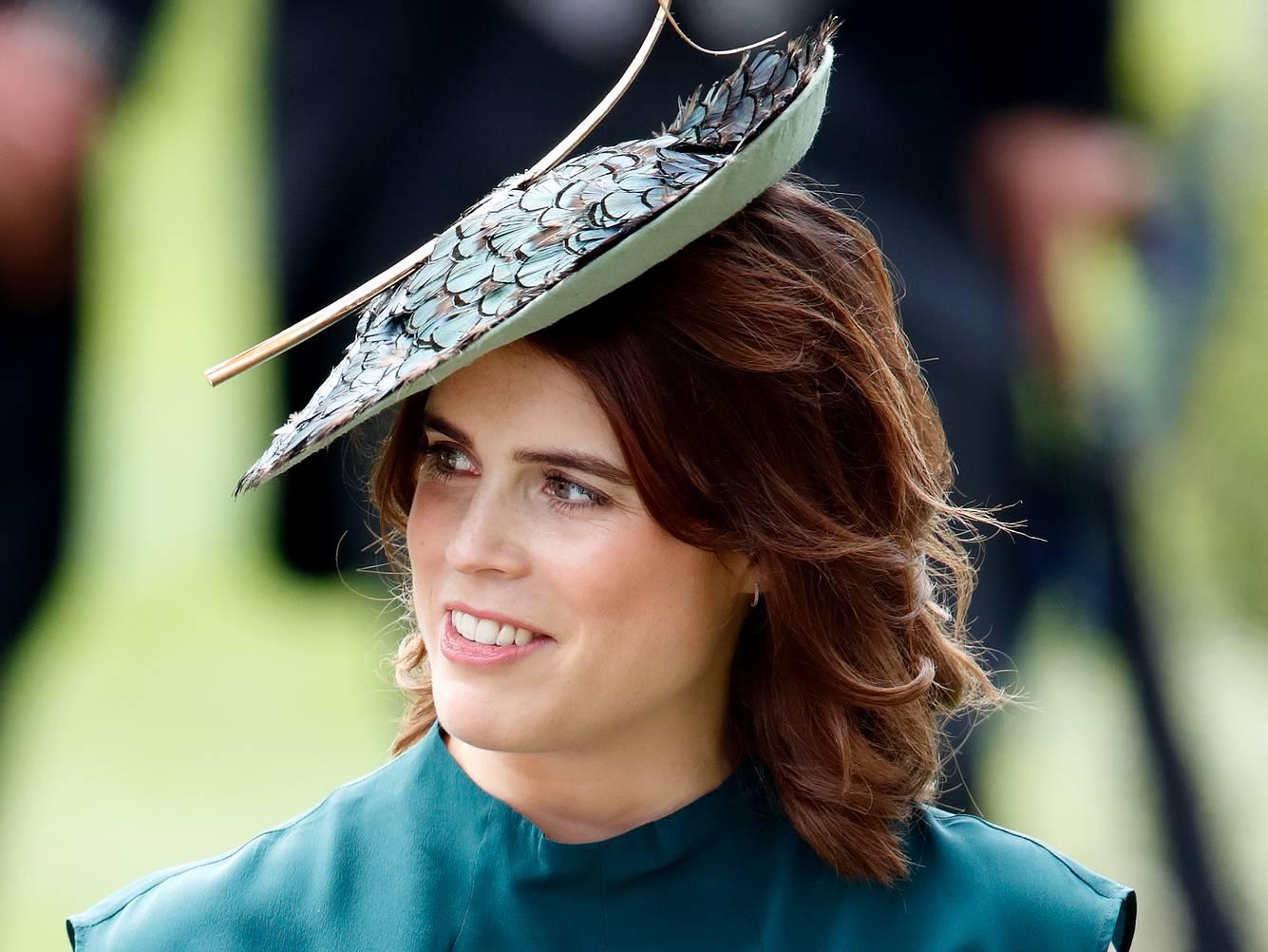 Prinzessin Eugenie ist die jüngste Tochter von Prinz Andre und Sarah Ferguson.