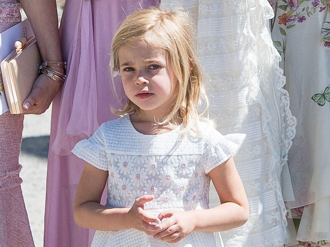 Prinzessin Leonore von Schweden im Sommer 2018.