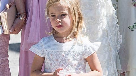Prinzessin Leonore von Schweden im Sommer 2018.  - Foto: Samir Hussein / Samir Hussein / WireImage