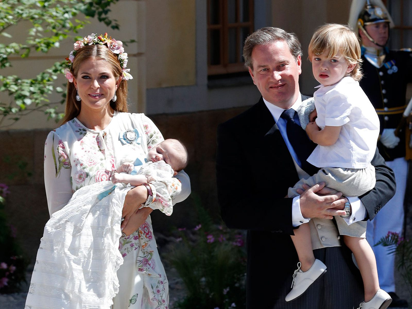 Prinzessin Madeleine ist eine Vollblut-Mama   Liebenswert