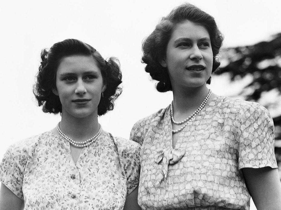 Prinzessin Margaret & Queen Elizabeth: Wie die Krönung alles änderte