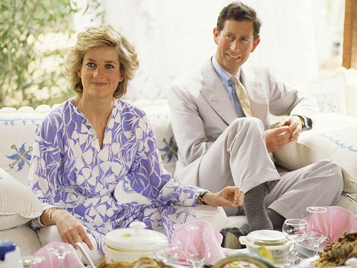 Prinzessin Dianas Lieblingsdessert war Bread and  Butter pudding.