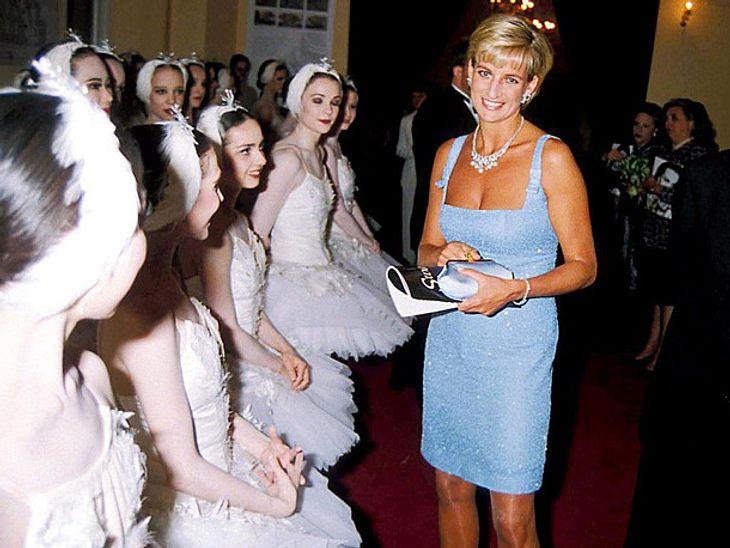 Lady Diana war großer Fan vom Ballett.