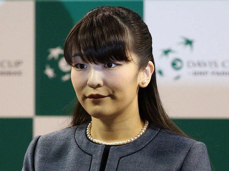Prinzessin Mako aus Japan hat sich verlobt.