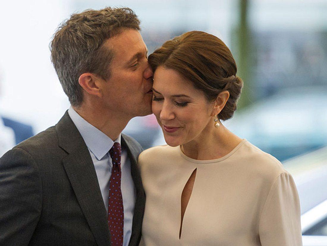 Prinzessin Mary und Prinz Frederik von Dänemark: Ihre Liebesgeschichte.